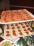 Hors d'oeuvres per buffet