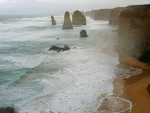 Great Ocean Road The Twelve Apostles