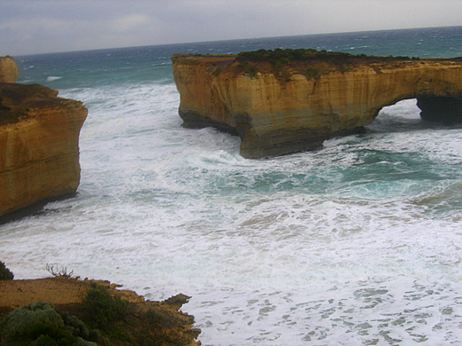 Great Ocean Road The London Bridge