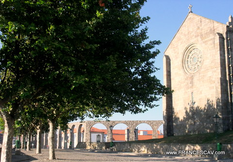 Acquedotto e Monastero di Santa Clara in Vila do Conde